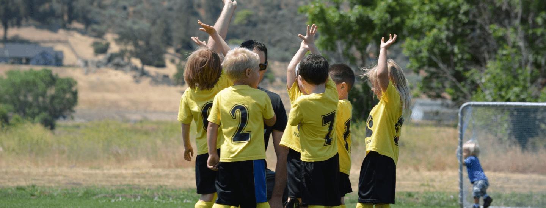 Sportul pentru copii photo