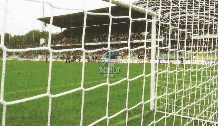 photo Plasa porti fotbal VIXEN 7,5mx2,5m (4mm)