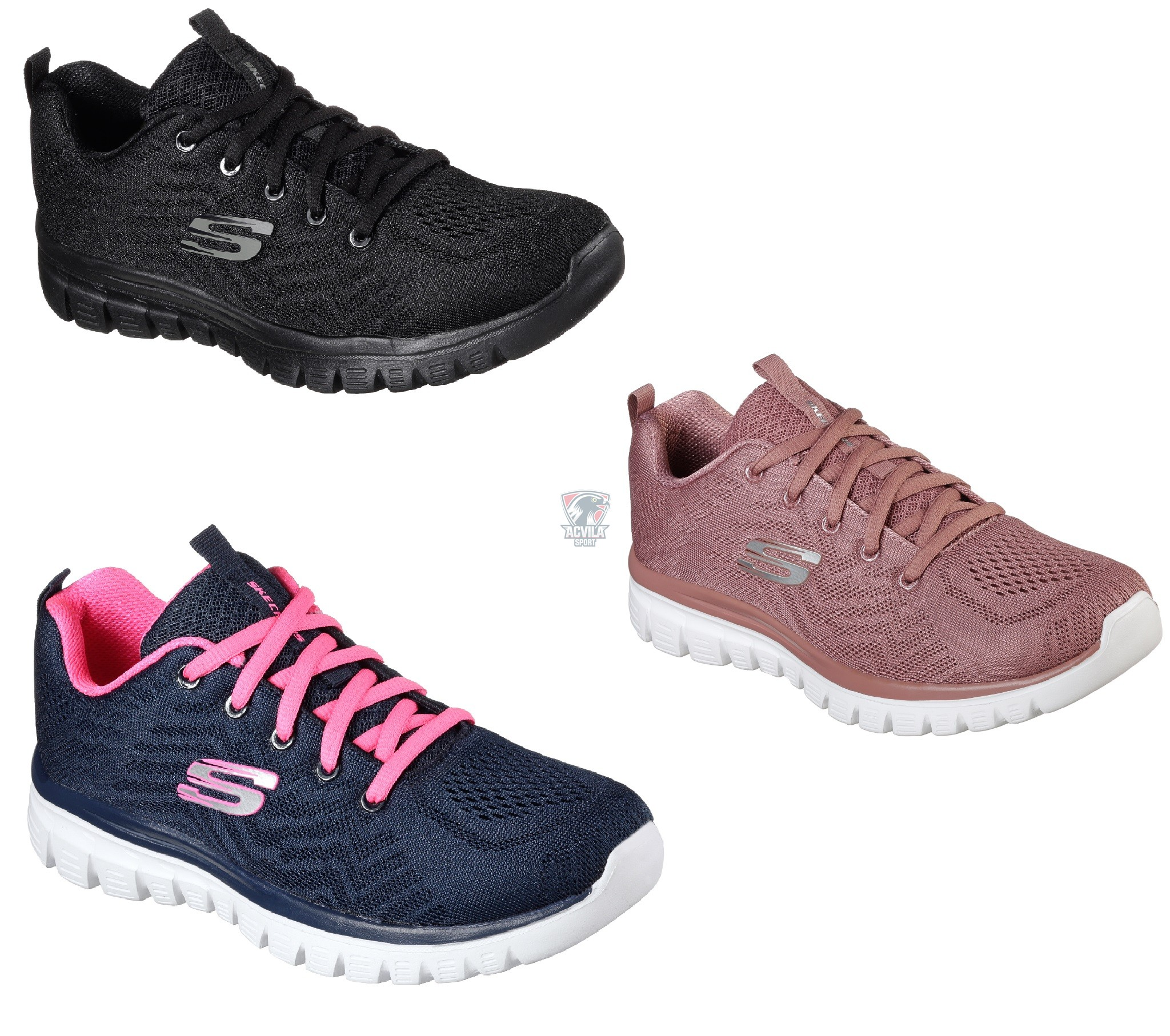 Photo acvilasport - SKECHERS GRACEFUL-GET CONNECTED