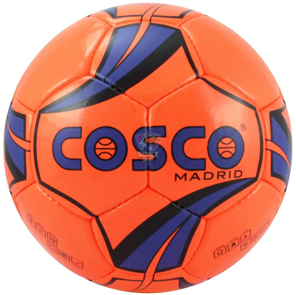 photo Футбольный мяч COSCO Madrid №5