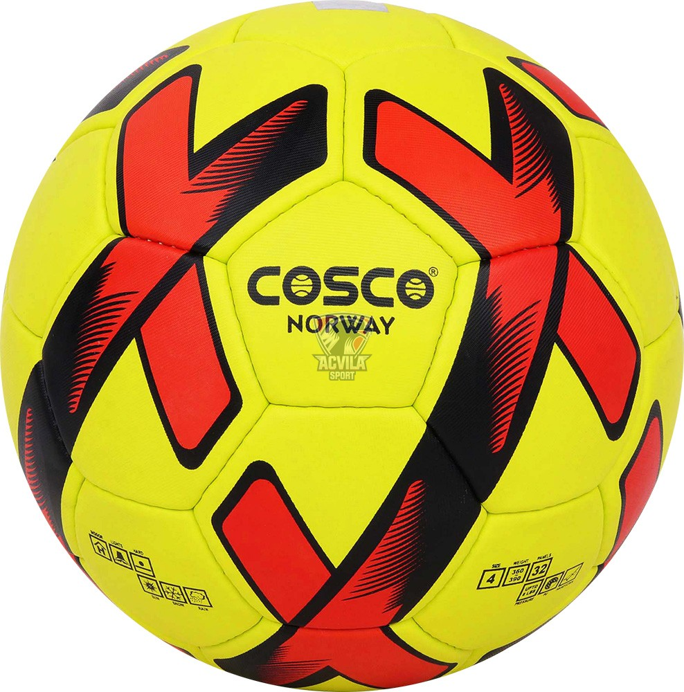 photo Minge Fotbal COSCO Norway nr. 4