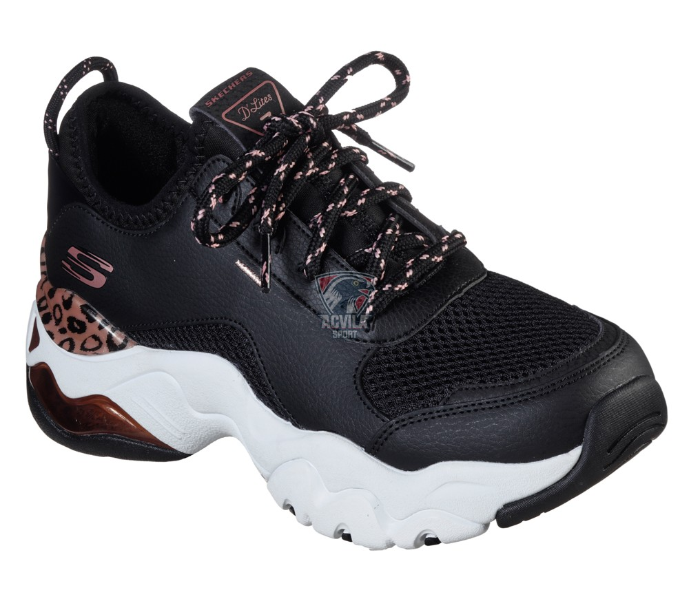 Photo acvilasport - SKECHERS Dlites 3.0 Air Queen Leopa