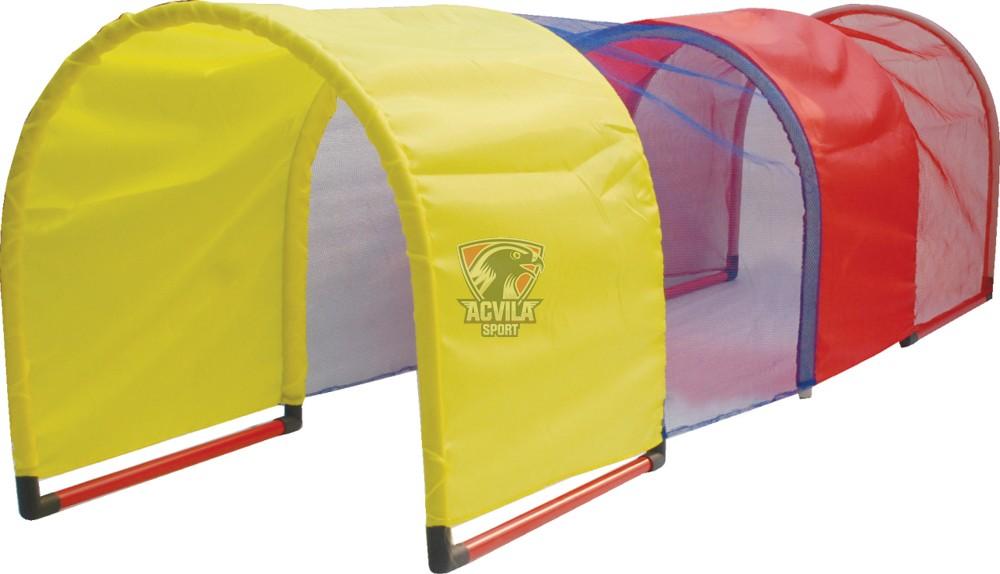 photo Tunel de joacă pentru copii VIXEN 240x71
