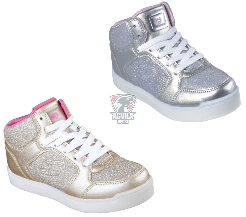 Photo acvilasport - SKECHERS E-PRO-GLITTER GLOW