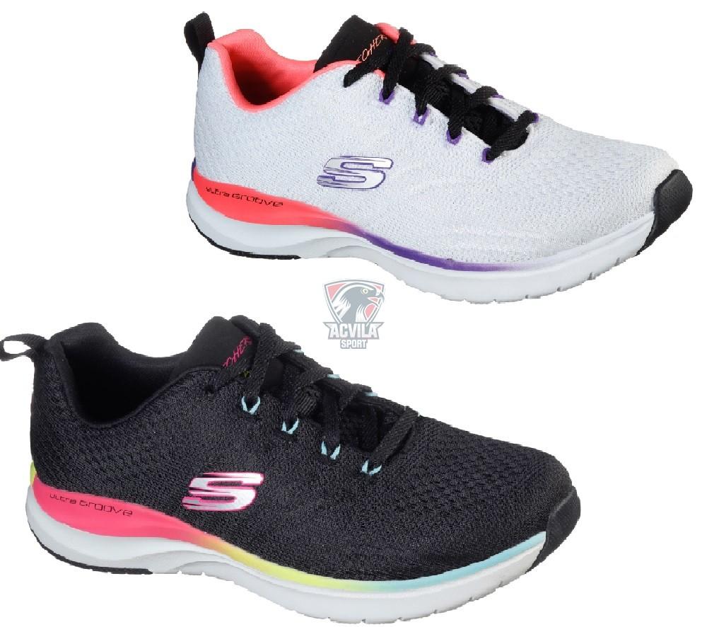Photo acvilasport - Спортивная обувь SKECHERS Ultra Groove Pure Vision