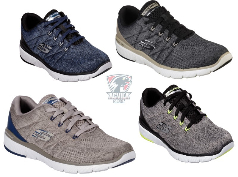 Photo acvilasport - SKECHERS FLEX ADVANTAGE 3.0- STALLY