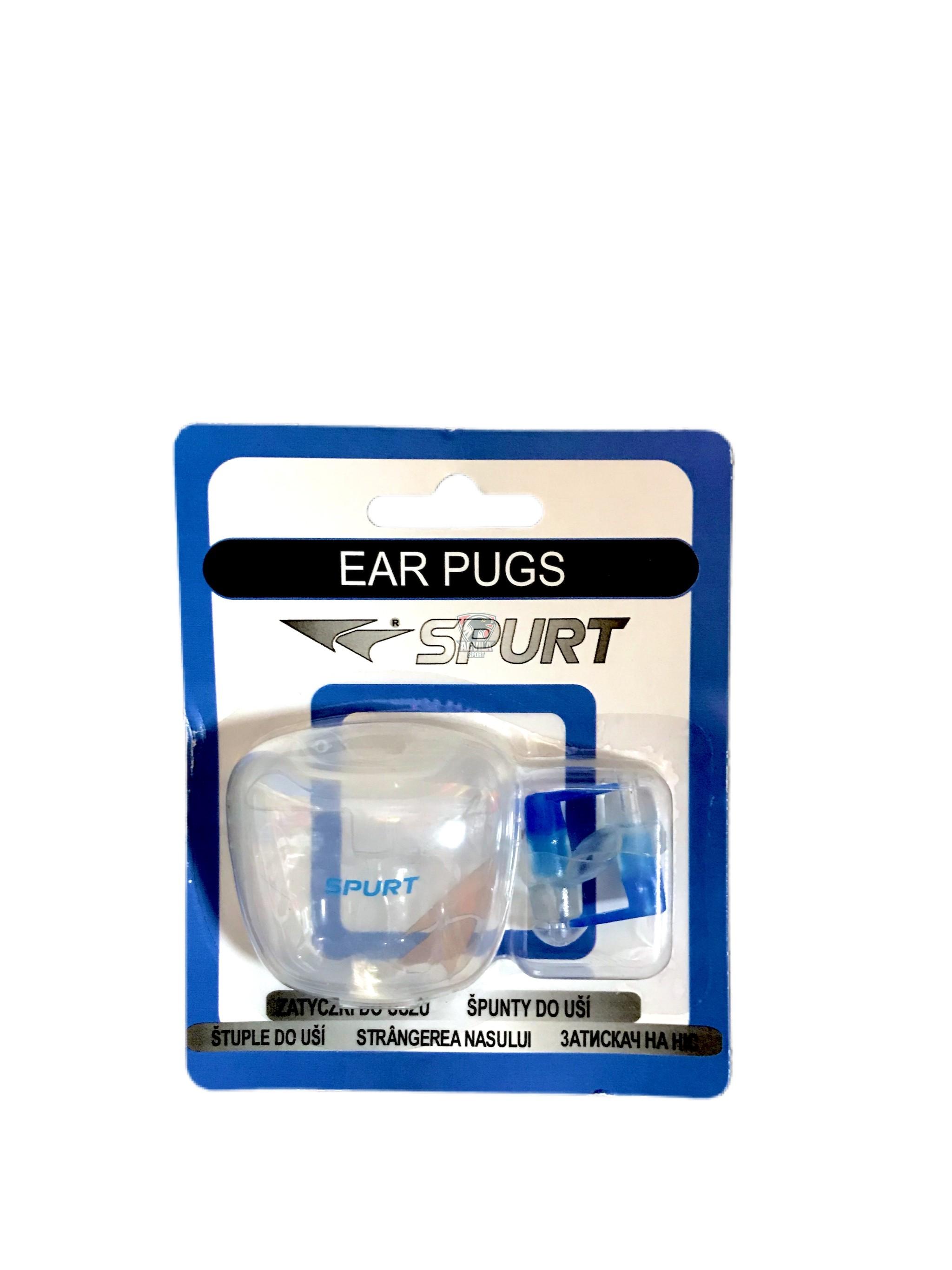 photo Dopuri de urechi pentru înot