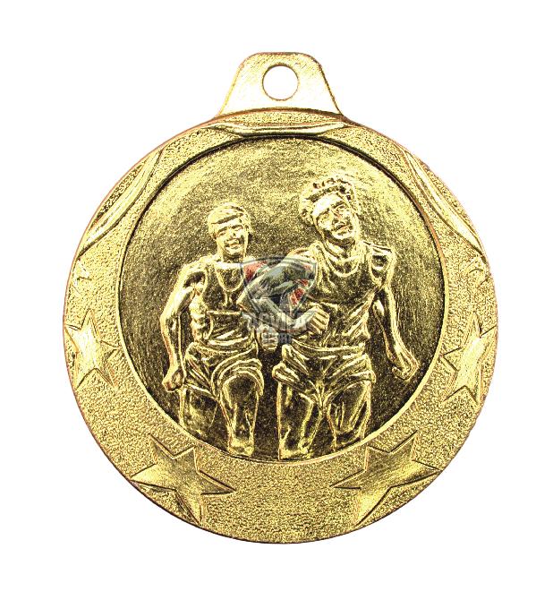 photo Medalii sport 40 mm, Alergare