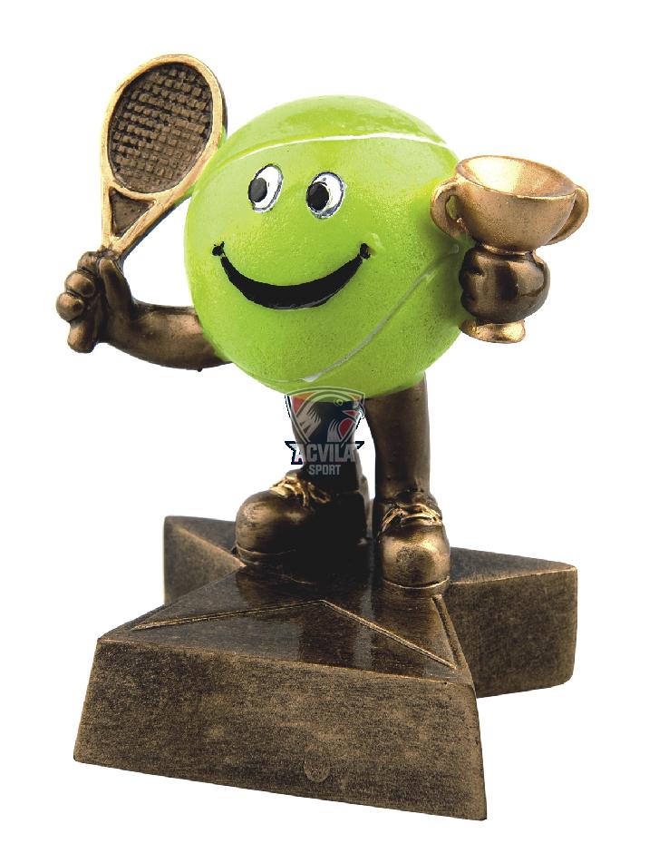 photo Statuietă Tenis de Câmp