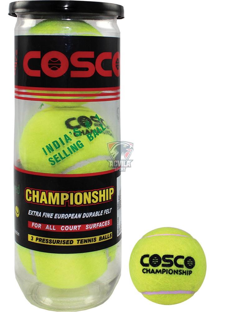 photo Minge Tenis de Cîmp COSCO Championship