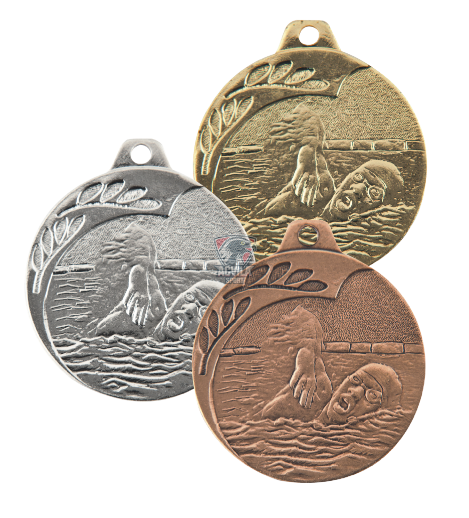 photo Medalie Înot 40 mm