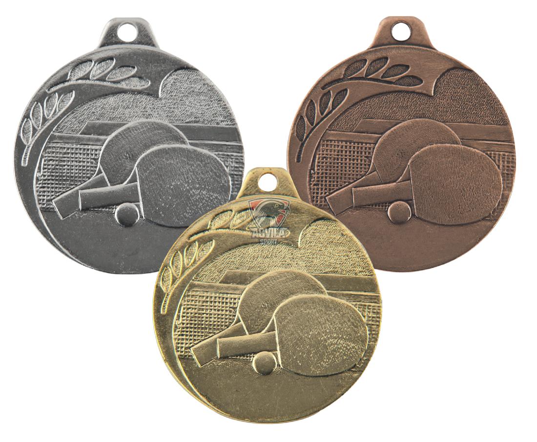photo Medalie Tenis de Masă 40 mm