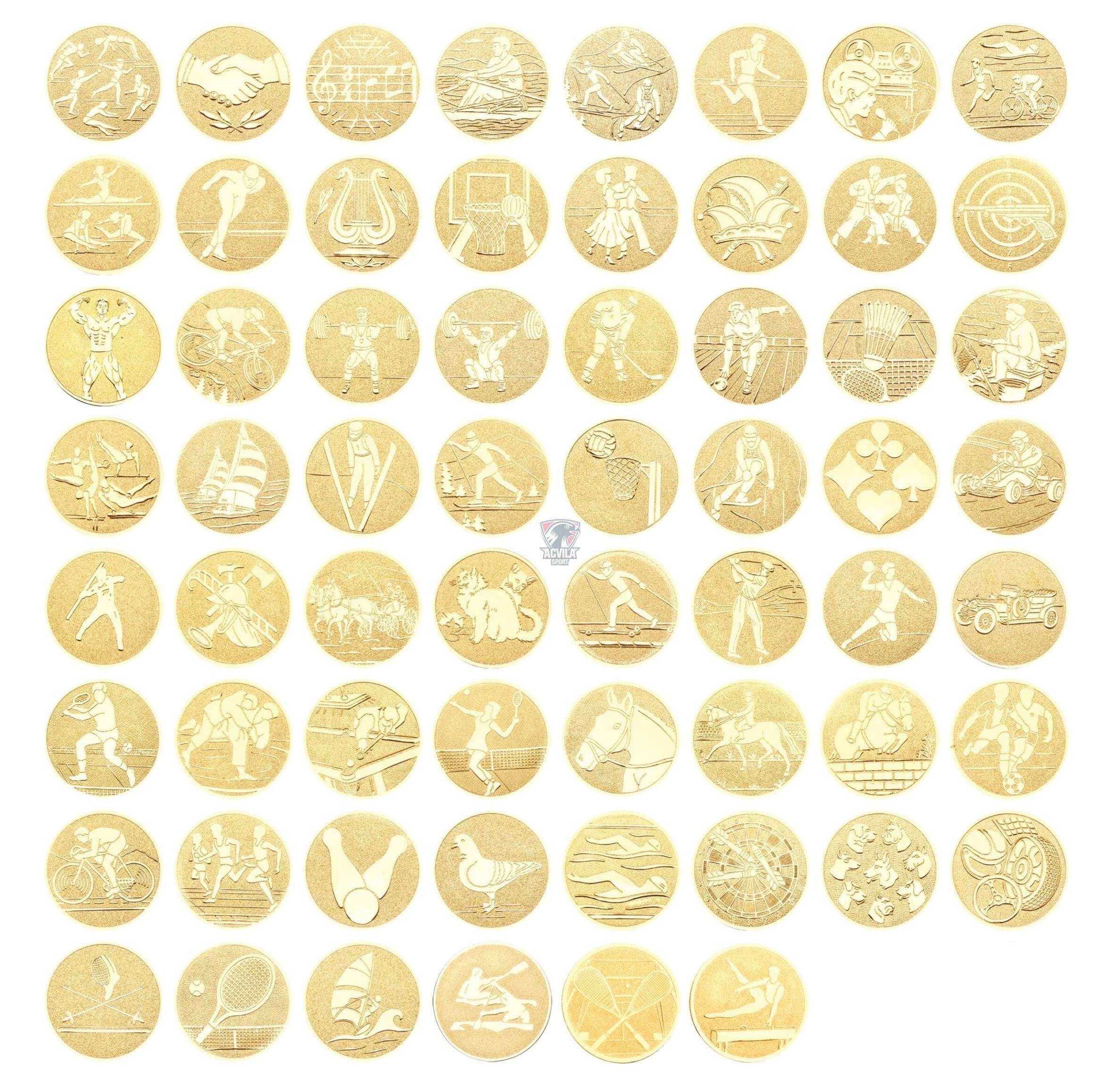 photo Inserții pentru Medalii D25