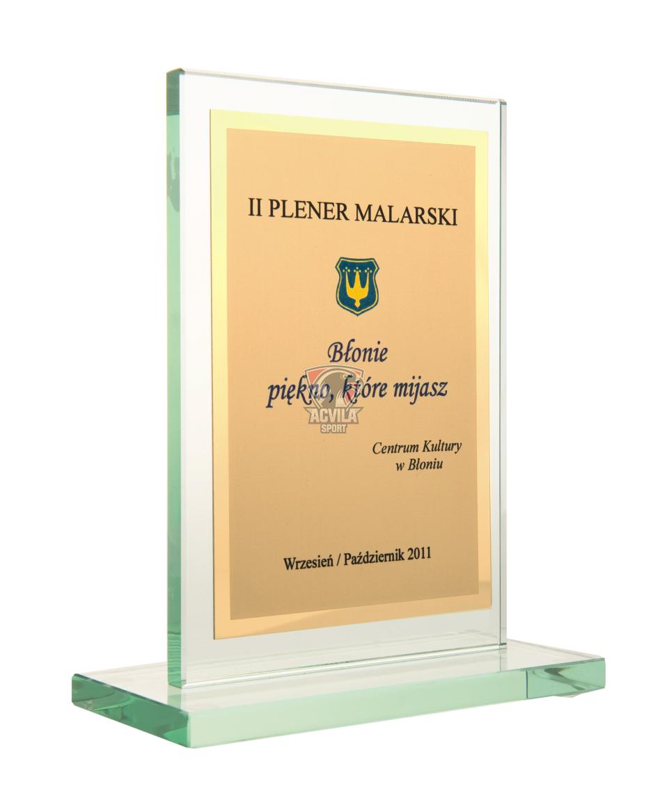 photo Diploma din Sticla 20X14