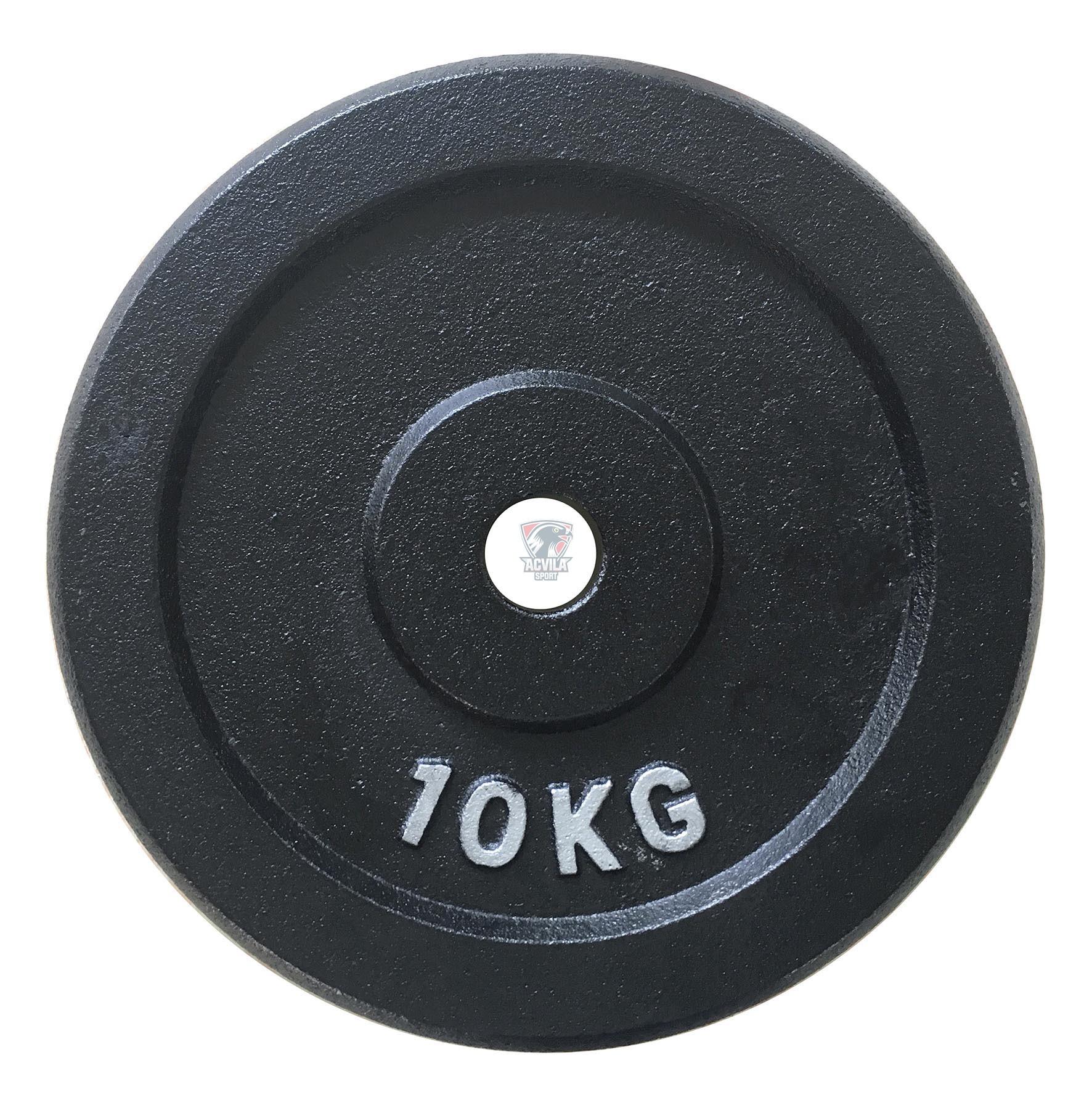 photo Greutate Haltere Fier 10 kg D30