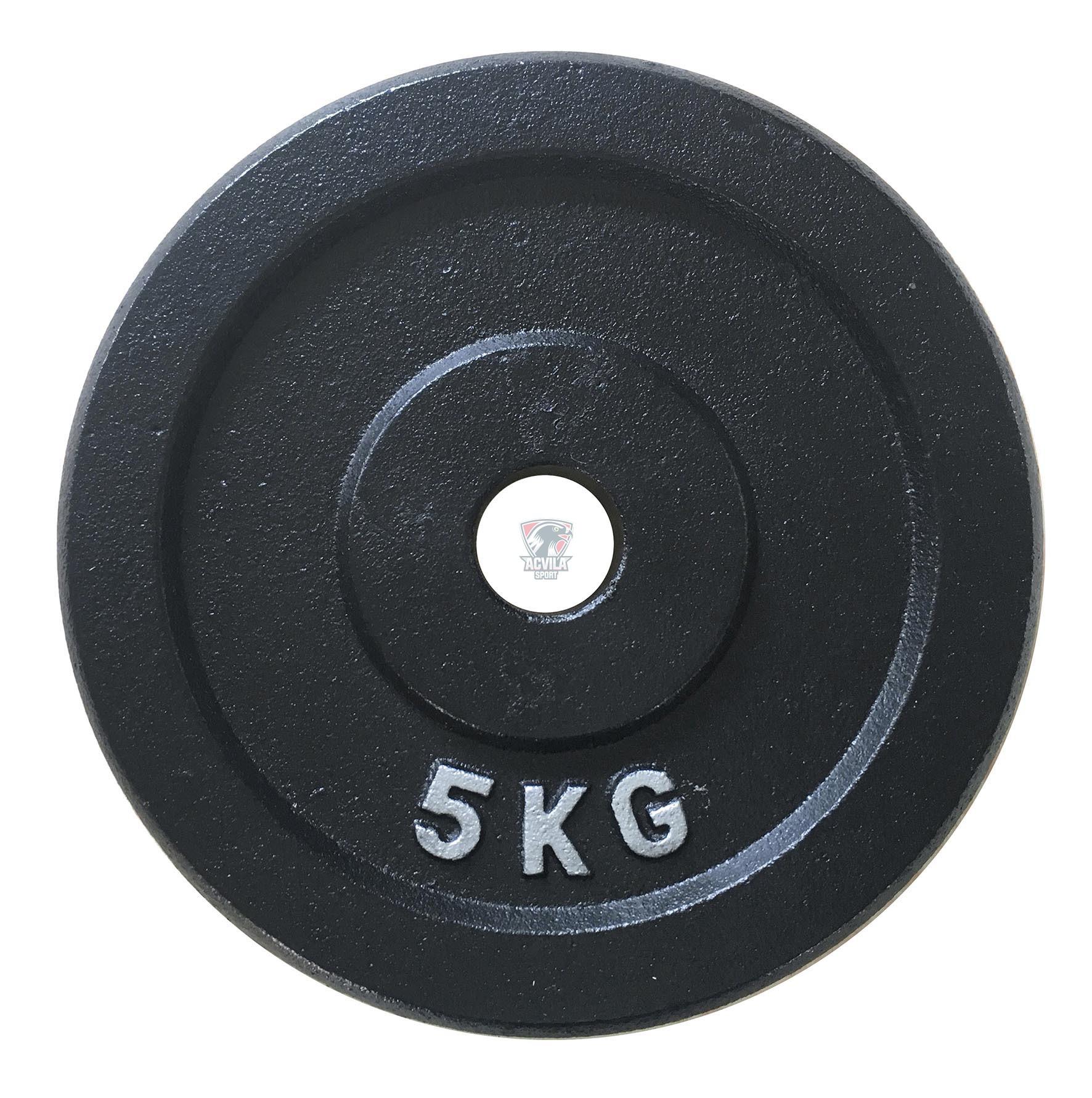photo Greutate Haltere Fier 5 kg D30