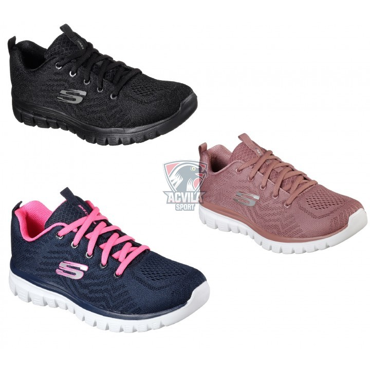 SKECHERS GRACEFUL-GET CONNECTED