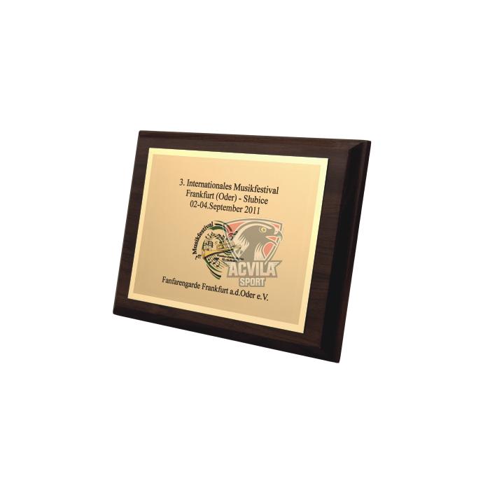 Diploma Lemn 300 x 225 mm