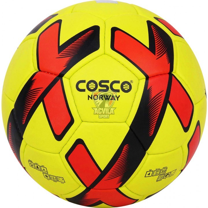 Minge Fotbal COSCO Norway nr. 4