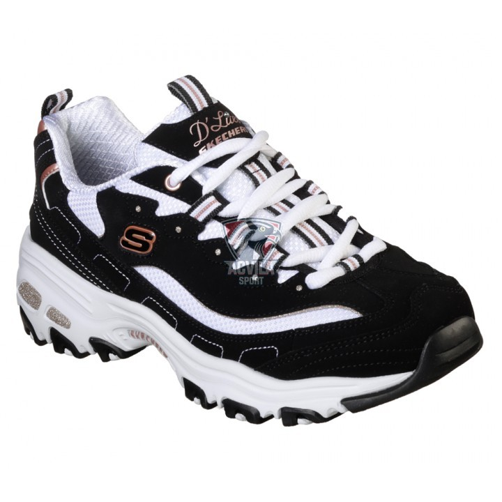 SKECHERS D Lites-Devoted Fan