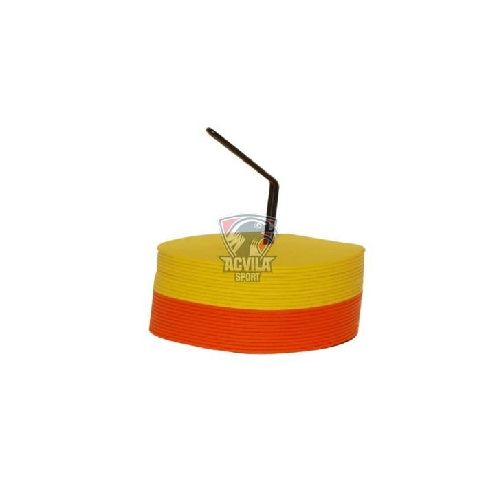 Jaloane marcaj plate VIXEN 15 cm