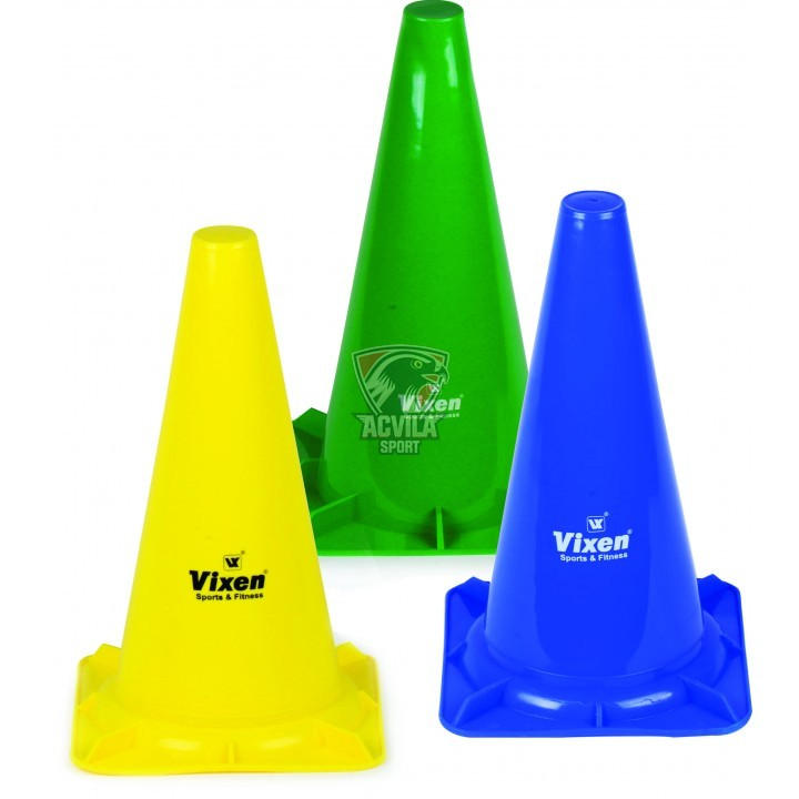 Conuri (jaloane) pentru antrenamente 30 cm VIXEN