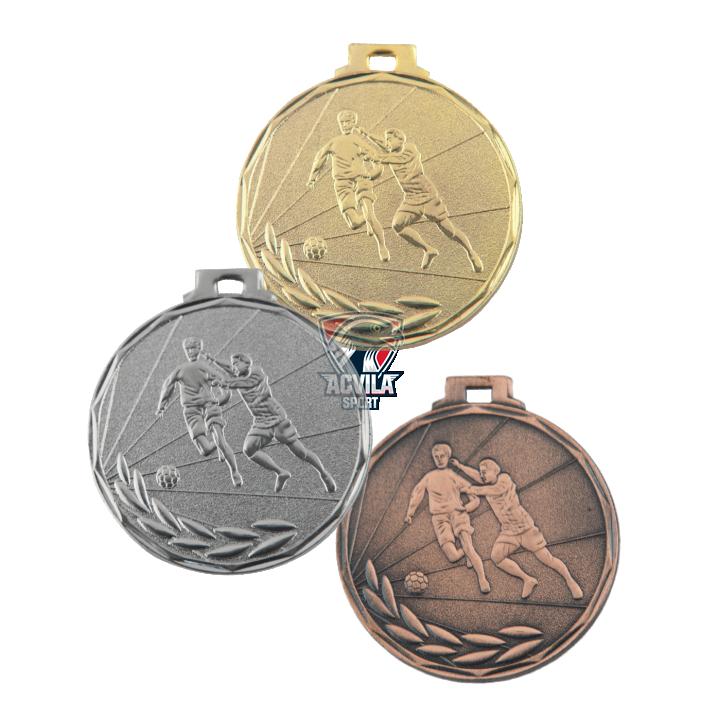 Medalie Fotbal 50 mm