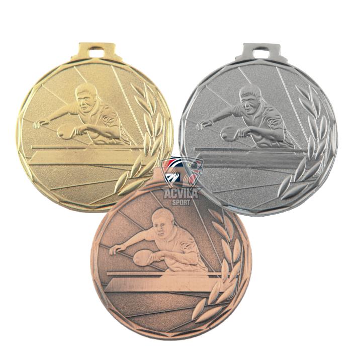 Medalie Tenis de Masă 50 mm