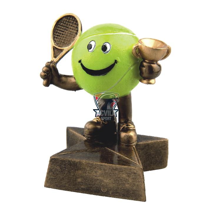 Statuietă Tenis de Câmp