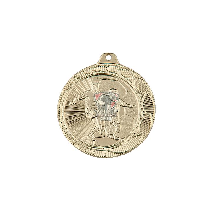 Medalie sport Fotbal 50 mm