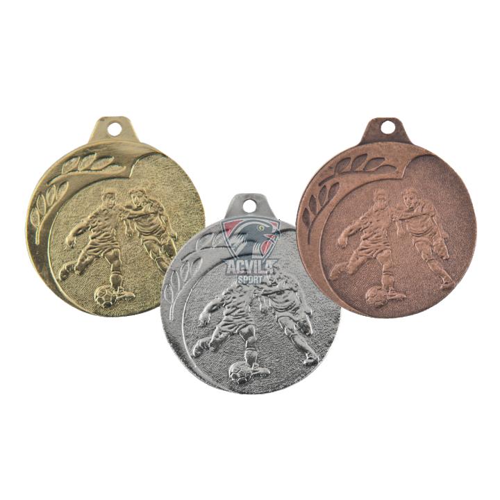 Medalie Fotbal 40 mm
