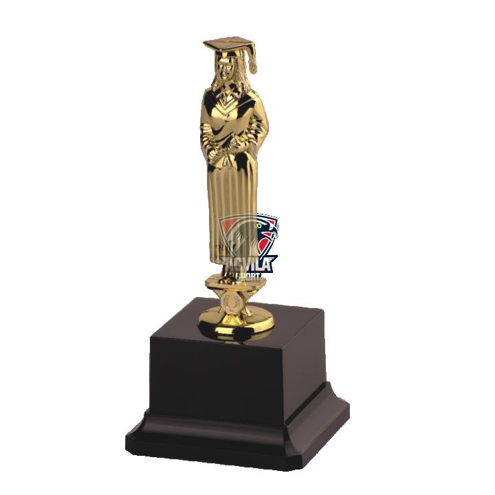 Statuietă Absolventă