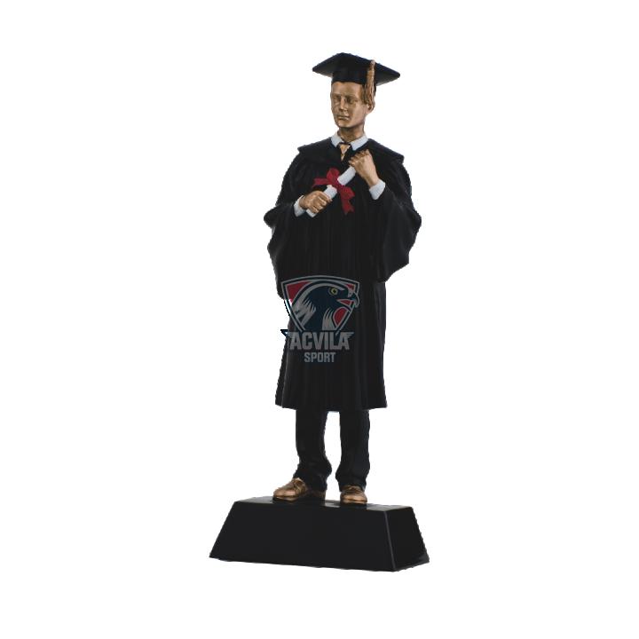 Statuietă Absolvent RFB223