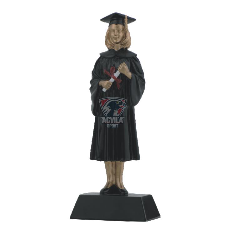 Statuietă Absolventă RFB224
