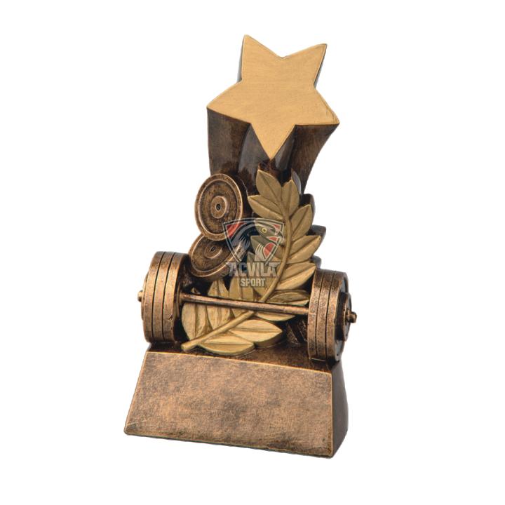 Statuietă Haltere XCE33583