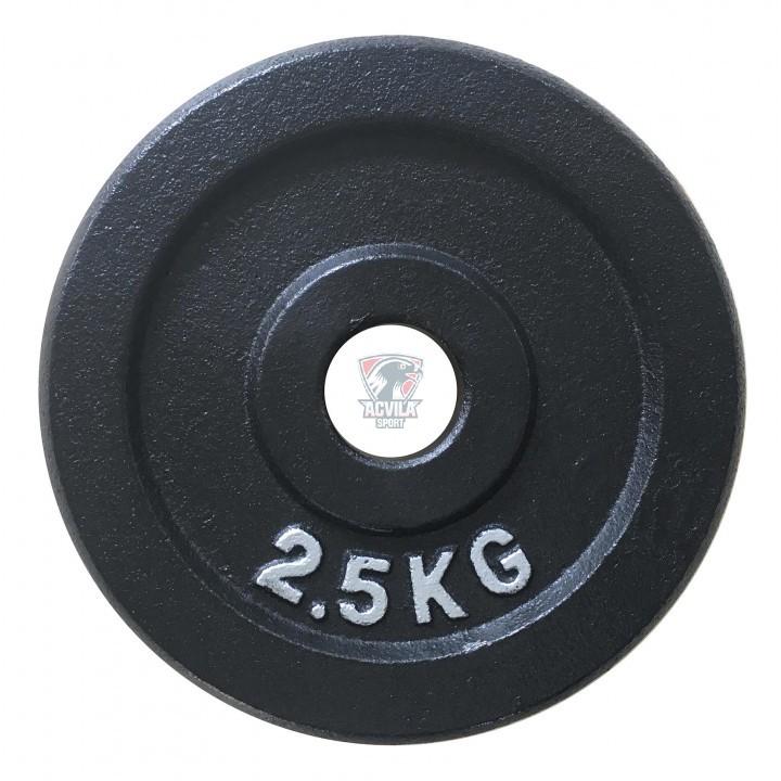 Greutate haltere 2,5 kg