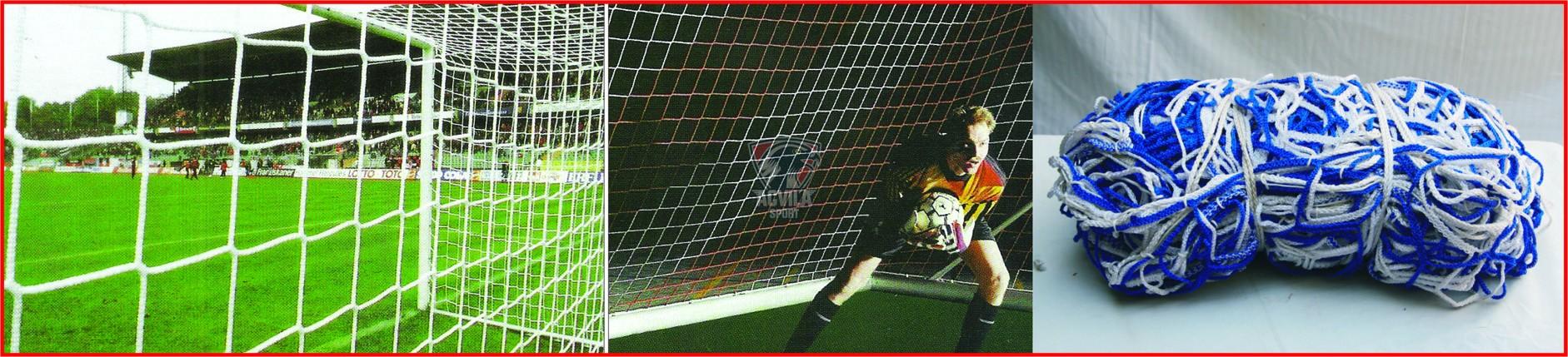 photo 1 Plasa porti fotbal VIXEN 7,5mx2,5m (4mm)