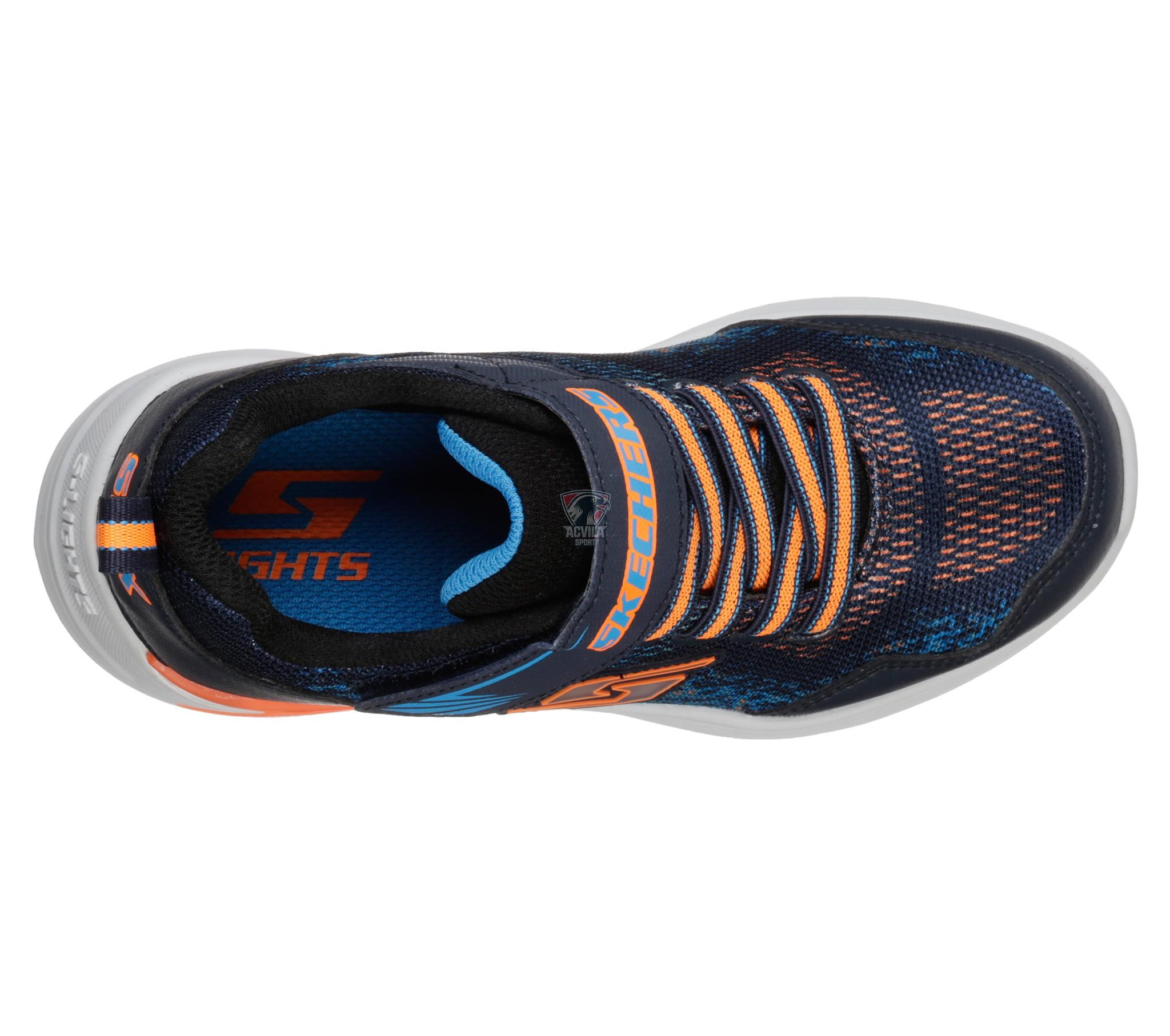 photo 7 Спортивная детская обувь SKECHERS ERUPTERS III DERLO