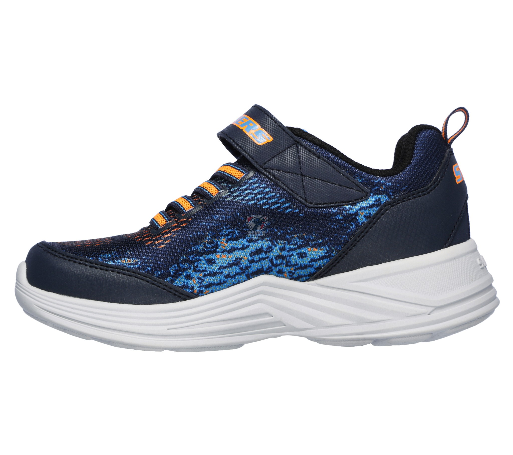 photo 10 Спортивная детская обувь SKECHERS ERUPTERS III DERLO