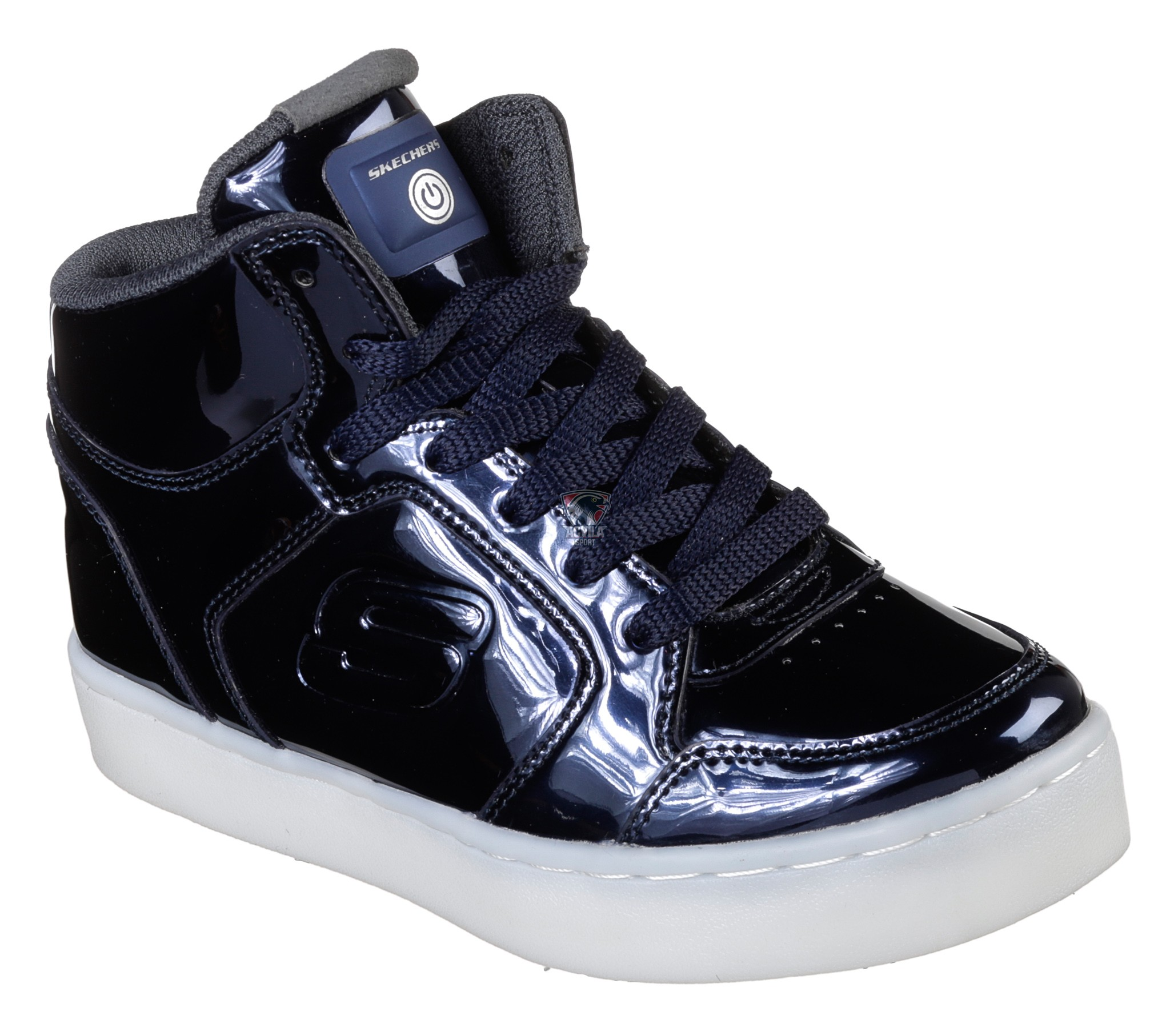photo 6 Спортивная детская обувь SKECHERS ENERGY LIGHTS ELIPTIC