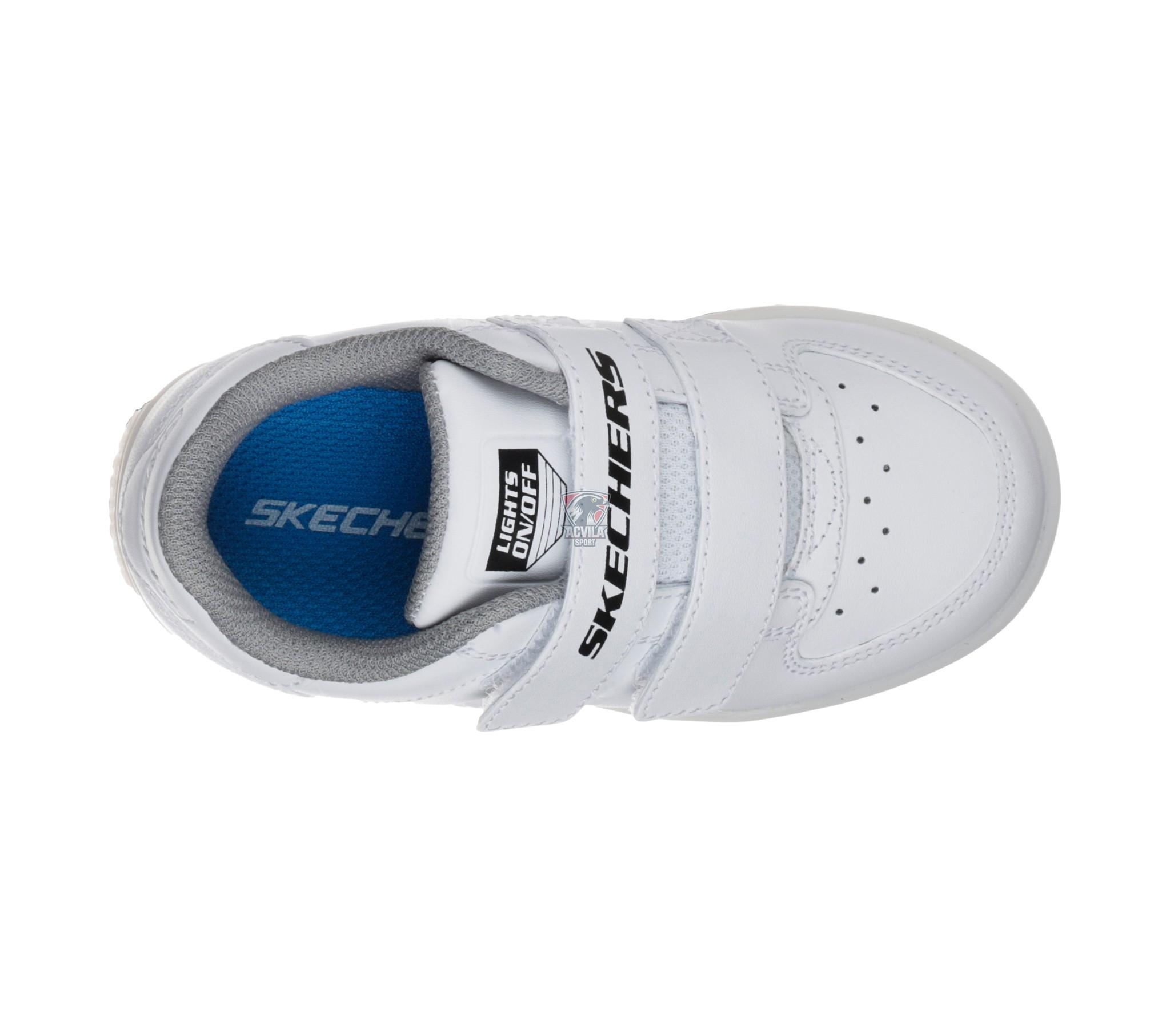 photo 4 Спортивная детская обувь SKECHERS ENERGY LIGHTS GUSTO