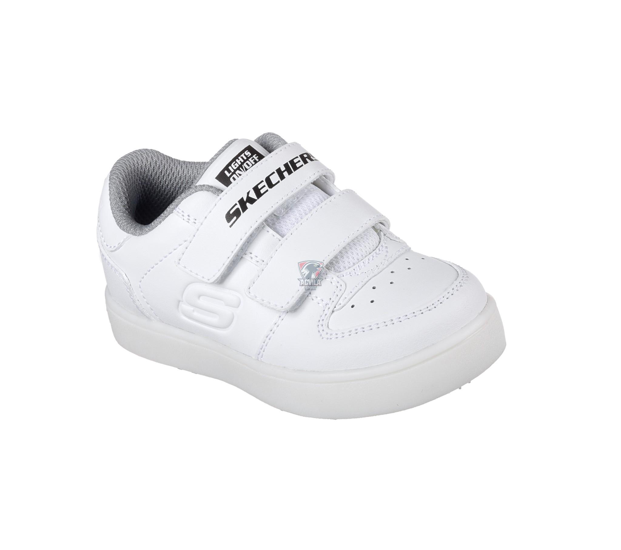 photo 6 Спортивная детская обувь SKECHERS ENERGY LIGHTS GUSTO