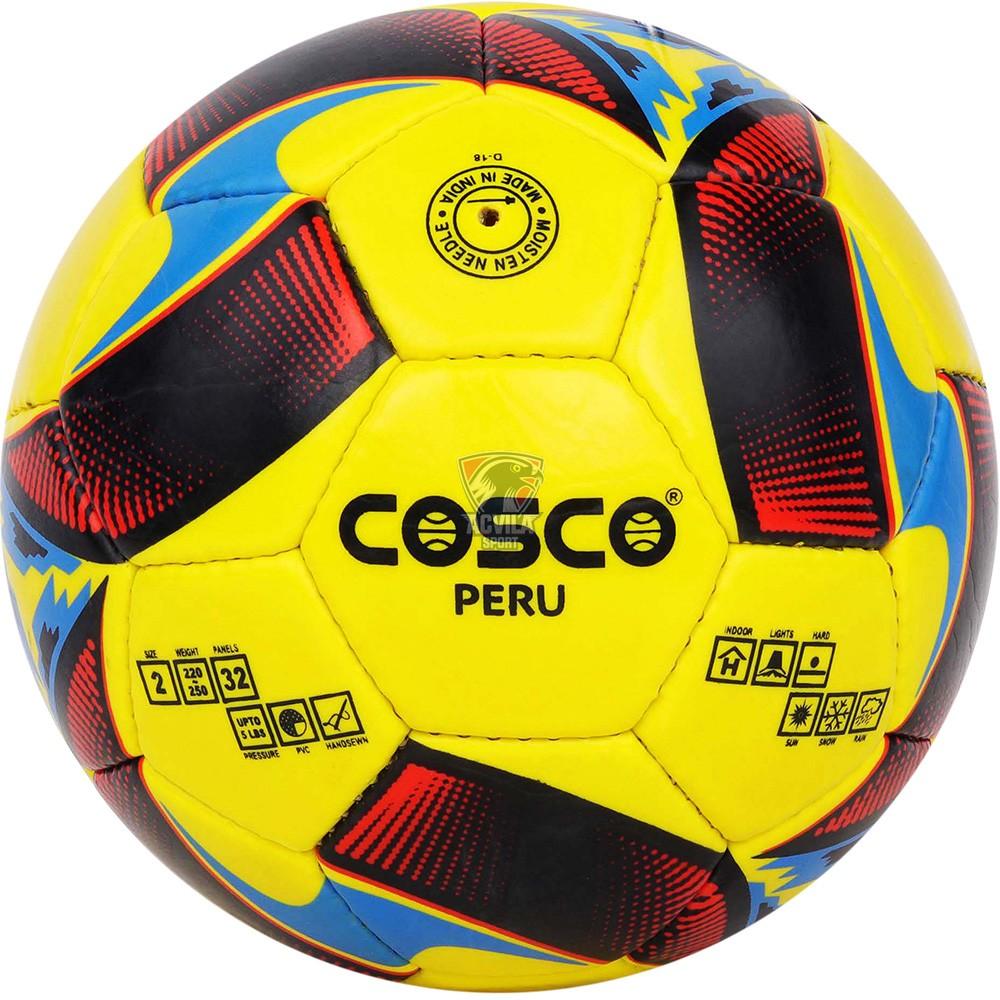 photo 0 Футбольный мяч COSCO Peru №2