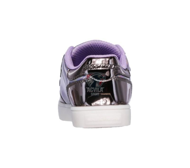photo 5 Детская спортивная обувь SKECHERS ENERGY LIGHTS  - LIL METALLICS