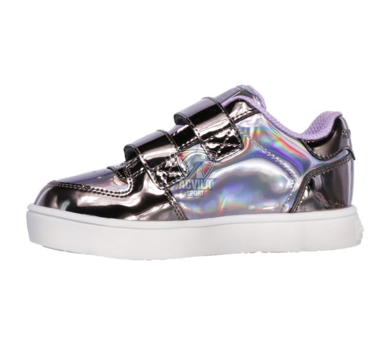 photo 2 Детская спортивная обувь SKECHERS ENERGY LIGHTS  - LIL METALLICS