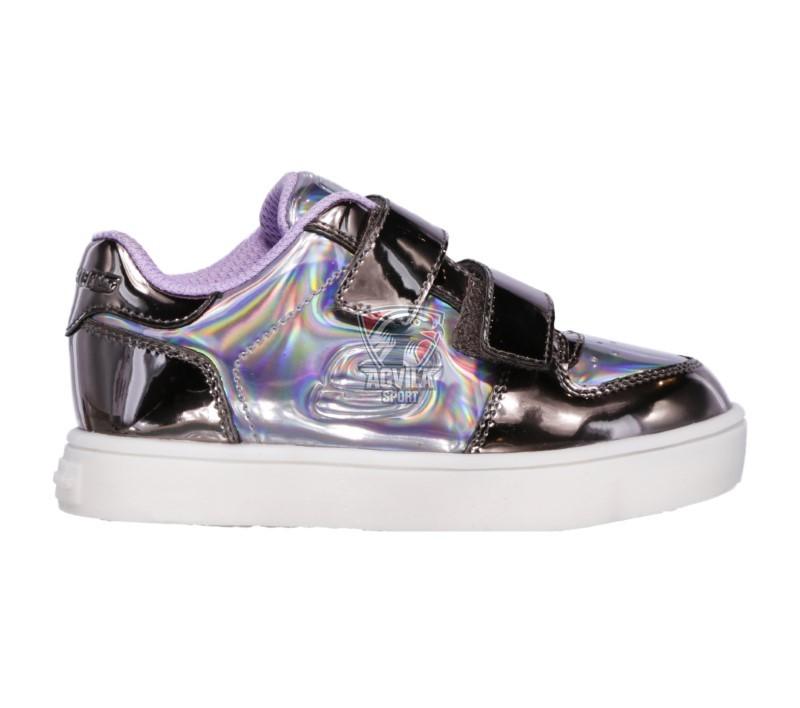 photo 1 Детская спортивная обувь SKECHERS ENERGY LIGHTS  - LIL METALLICS