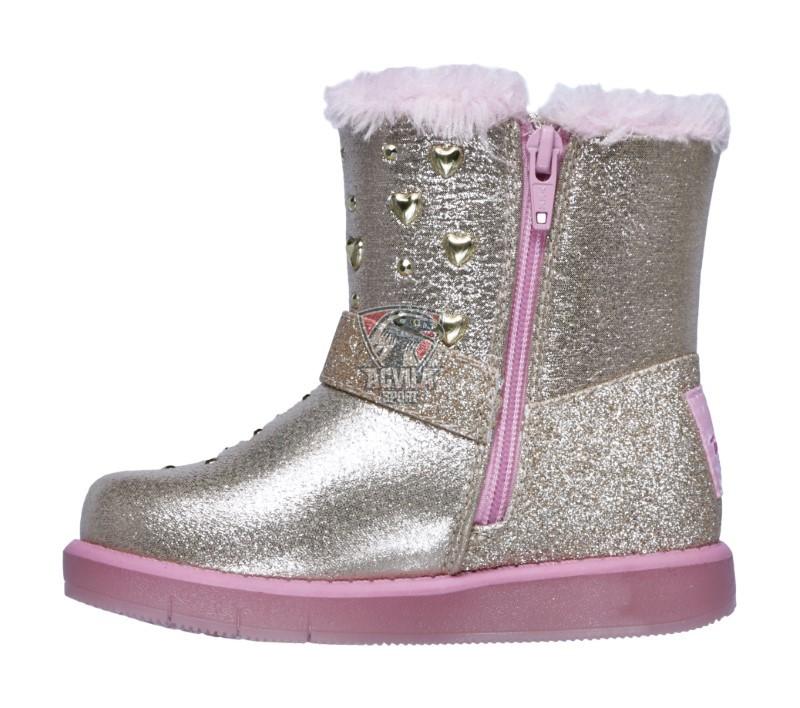 photo 2 Детская обувь SKECHERS GLITZY GLAM-SPARKLE HEARTZ