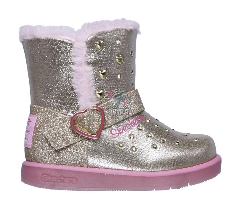 photo 1 Детская обувь SKECHERS GLITZY GLAM-SPARKLE HEARTZ