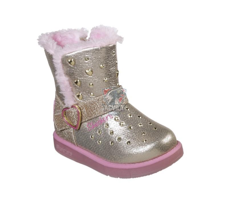 photo 6 Детская обувь SKECHERS GLITZY GLAM-SPARKLE HEARTZ