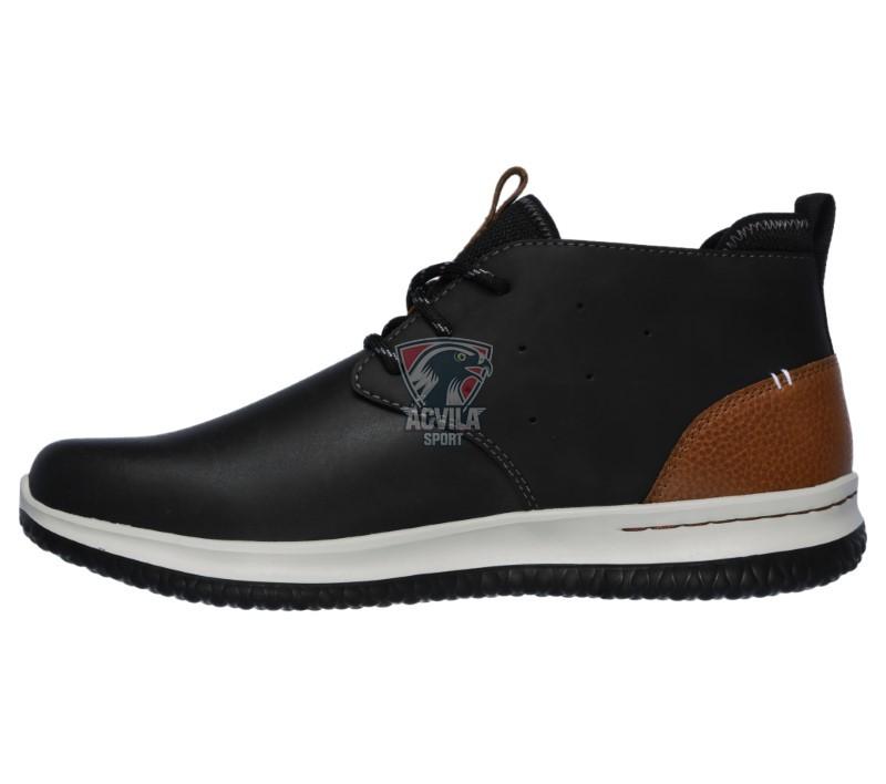 photo 3 Мужская обувь SKECHERS DELSON - CLENTON
